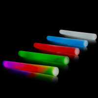BLINXS LED Softstab / Pompom-Stab multicolor - 40cm