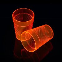 UV-Saftglas 200 ml Orange
