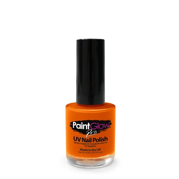UV-Nagellack -12ml in Orange