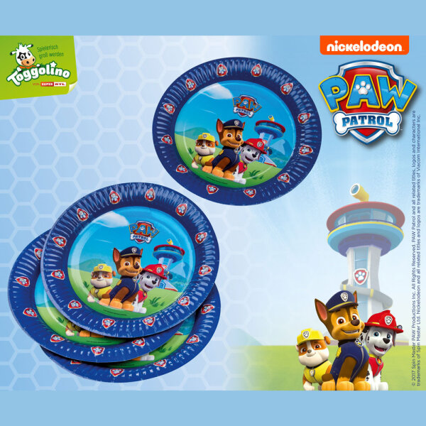 Party-Koffer Paw Patrol