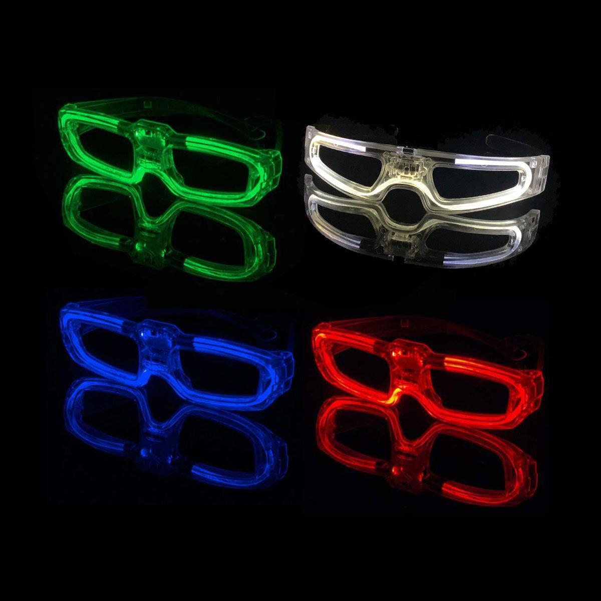 BLINXS LED Laser Spaßbrille in verschiedenen Farben kaufen